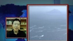 VOA连线:台湾渔船完成钓鱼岛主权宣示