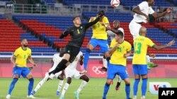 Karawar Brazil da Ivory Coast