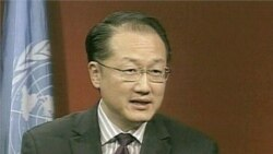 American Seeks World Bank's Top Job