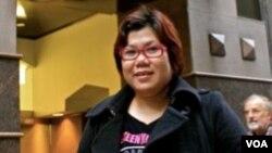 Irmawati Dewanto, mahasiswa Indonesia di Boston (foto: dok).