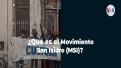 ¿Qué es el Movimiento San Isidro?