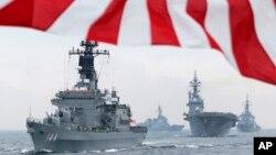 Nhật Bản tuyên bố sẽ giúp Đông Nam Á duy trì quyền tự do hàng hải và hàng không trong khu vực.