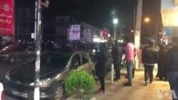 تجمع اعتراضی در بهشهر همچنان ادامه دارد