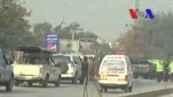پشاور میں اسکول پر حملے کی ویڈیو