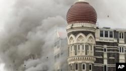 آرشیف: حمله بر هوتل تاج در شهر ممبی هندوستان