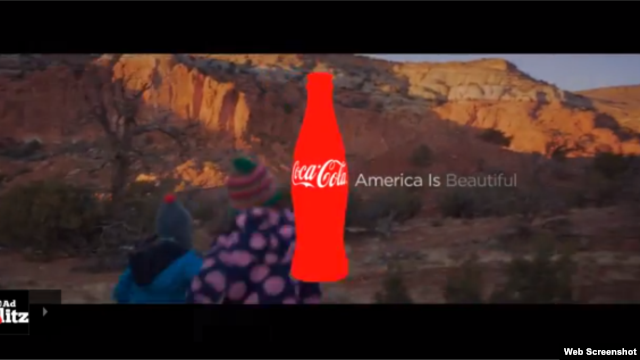 Coca-Cola's Super Bowl commercial sparked a lively debate. (Coca-Cola)