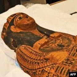 送还埃及的伊姆赫希石棺