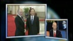 竞选总统的普京访华意图何在?(2)