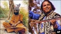 لوک موسیقی کے دو عظیم فنکار : عالم لوہار اور الن فقیر