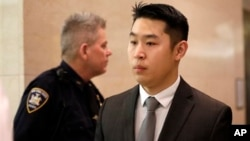 纽约美籍华裔警察梁彼得 (2015年2月11日)