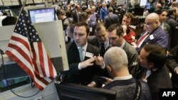 Американские горки на Уолл стрит