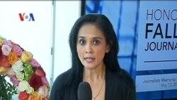 6 Wartawan RI Masuk Monumen Wartawan Gugur - Liputan Berita VOA
