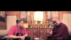 台湾饶舌歌手大支请达赖喇嘛当MV主角