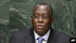 Manuel Vicente, vice-président angolais, 29 septembre 2014