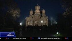 Krishlindjet ortodokse në Manastiret e Kosovës