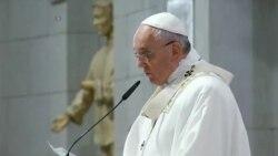 POPE ASIA TRIP VIDEO