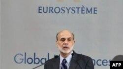 ABŞ-ın Mərkəzi Bankının direktoru Ben Bernanke Böyük 20-lərin Paris sammitində