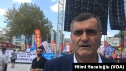 CHP Parti Meclisi üyesi ve İstanbul milletvekili Ali Şeker