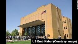 سفارت ایالات متحده در کابل هویت کنارمندان بر کنارشده را تا حال افشا نکرده است که شهروندان افغان اند یا امریکایی