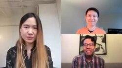 คุยข่าวกับ VOA Thai ในรูปแบบ Work from home ประจำวันพุธที่ 1 เม.ย. 2563