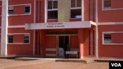 Angola Malanje prisão