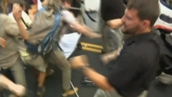Violence Erupts as White Supremacists Clash With Counterprotesters at Rally