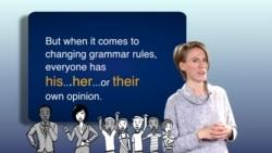 Everyday Grammar: Pronouns and Gender