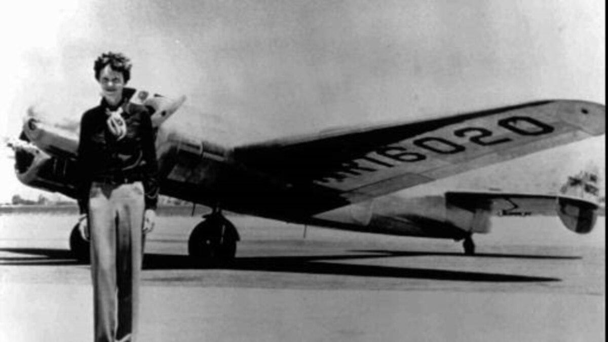 22, 23, 24 Agustus dalam Sejarah: Usai Singgah di Bandung, Amelia Earhart Hilang