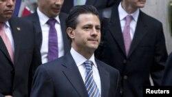 El presidente electo de México, Enrique Peña Nieto, llegará a la Casa Blanca el 26 de noviembre .