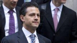 Enrique Pena Nieto.