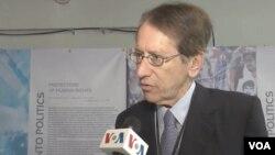 جولیو ترزی وزیر خارجه پیشین ایتالیا
