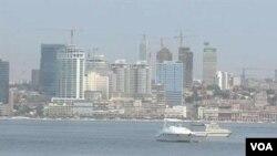 Boom economico e de crime. Luanda