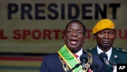 The changing political landscape in Zimbabwe-Straight Talk Africa [simulcast] Wed.,