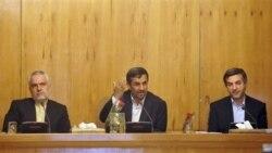 کريستين ساينس مانيتور: مجادله خامنه ای و احمدی نژاد ممکن است از اختلافات کنونی آنها فراتر رود