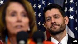 El presidente de la Cámara de Representantes, el republicano Paul Ryan, piensa que puede llegar a un acuerdo razonable con los demócratas en cuando al presupuesto de la nación.