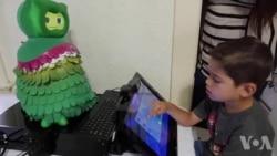 南加州大学开发社交机器人帮助自闭症儿童