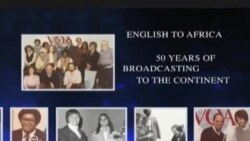 Voice of America's English to Africa Service Celebrates 50 Years