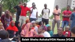 Cibok Protests 'Bring Back Our Girls', May 3, 2014