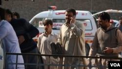 Pokistonda jangarilar masjidga hujum qildi