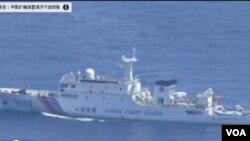 美軍報告說,中國海軍正在質量和數量上快速提升戰鬥力。