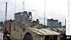 US Deploying New Armored Vehicle to Afghanistan