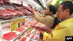 Nam Triều Tiên hoãn việc nhập khẩu lại thịt bò Mỹ