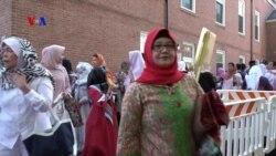 Sapa Dunia VOA: Muslim AS dan Diaspora Indonesia Rayakan Idul Adha