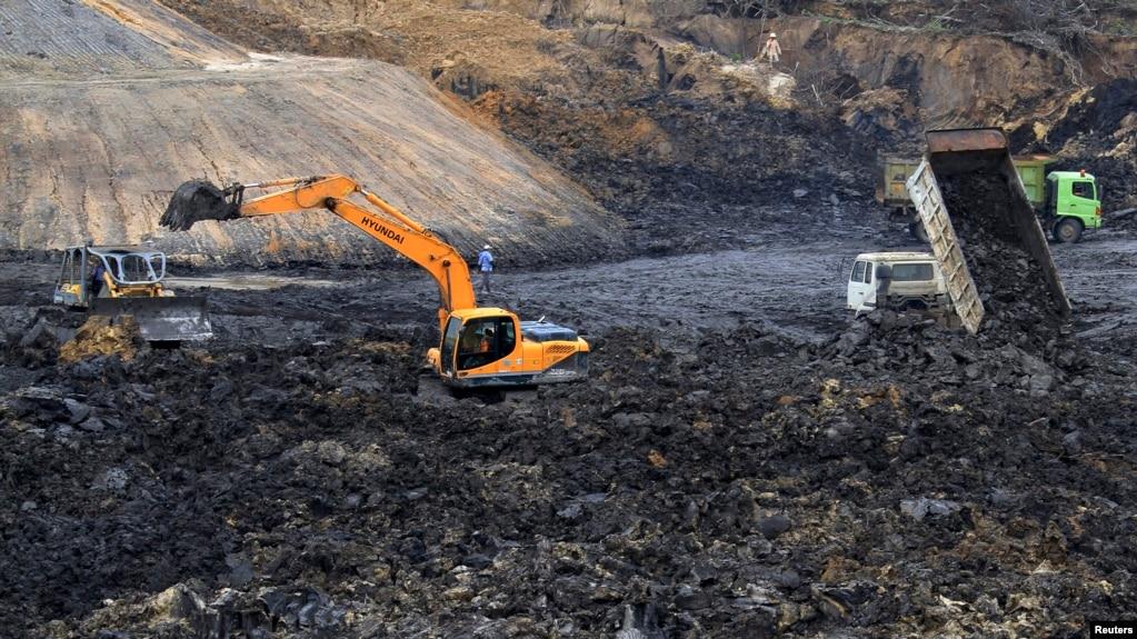 Eksploitasi Batu Bara Rusak Kalimantan