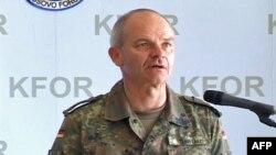 KFOR do t'i japë policisë së Kosovës përgjegjësitë për ruajtjen e manastirit të Graçanicës