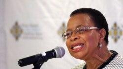 Graça Machel recebe galardão na África do Sul