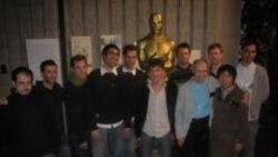 ضیافت کارگردانان منتخب فیلم های کوتاه و کارتونی اسکار ٢٠١١ در بورلی هیلز