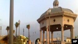 Posljedice ekonomske krize vidljive su i na Plaza Mariachi u Los Angelesu