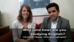 TALK2US: Why Are You Studying English?