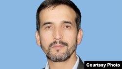 عبدالشکور واقف حکیمی، سخنگوی حزب جمعیت اسلامی افغانستان